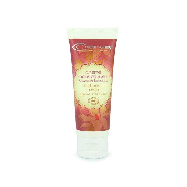 Couleur Caramel Crème Mains Douceur Bio 75ml