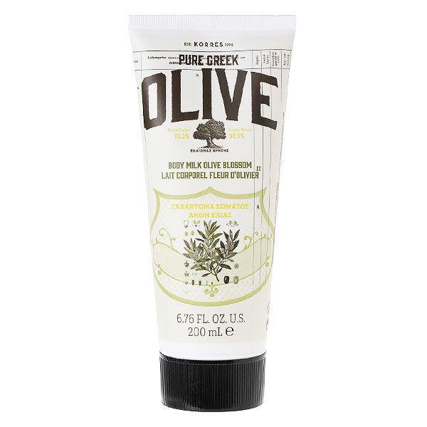 Korres Olive Lait Corps Olive & Fleur d' Olivier 200ml