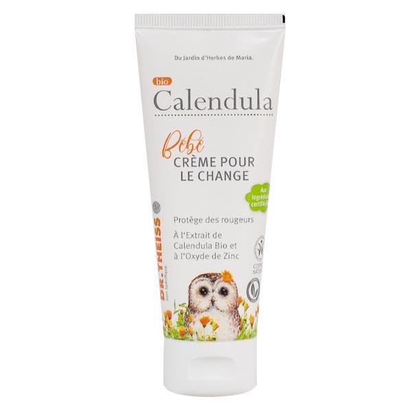 DR Theiss Bio Calendula Bébé Crème pour le Change 75ml