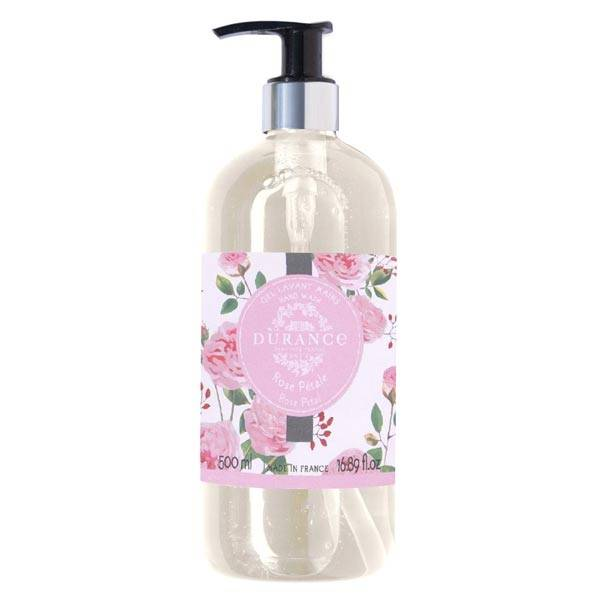 Durance Rose Pétale Gel Lavant Mains 500ml