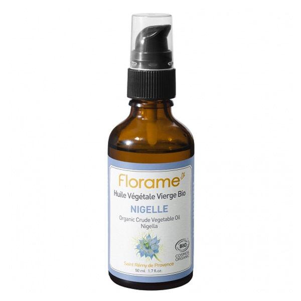 Florame Aromathérapie Huile Végétale Nigelle Bio 50ml