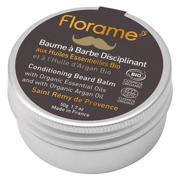 Florame Homme Baume à Barbe Disciplinant 50g