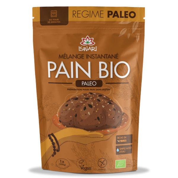 Iswari Mix Pain Paleo Bio 300g