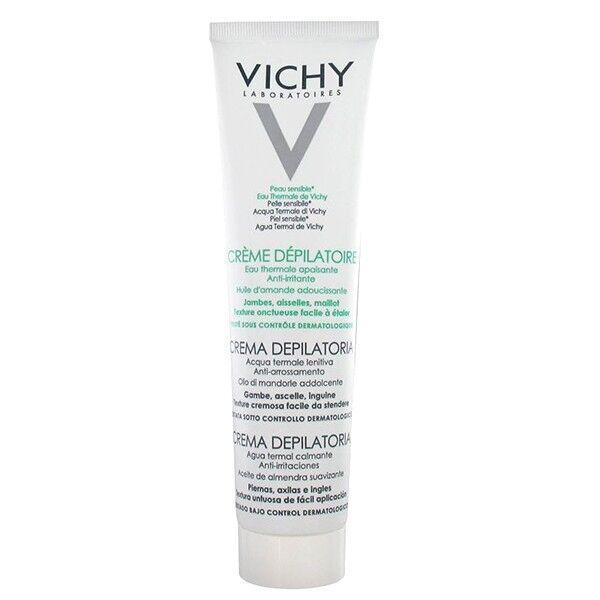 Vichy Crème Dépilatoire Peau Sensible Grand Modèle 150ml