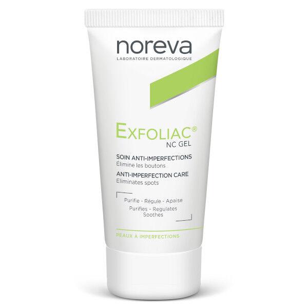 LED NOREVA Noreva Exfoliac NC Gel 30ml