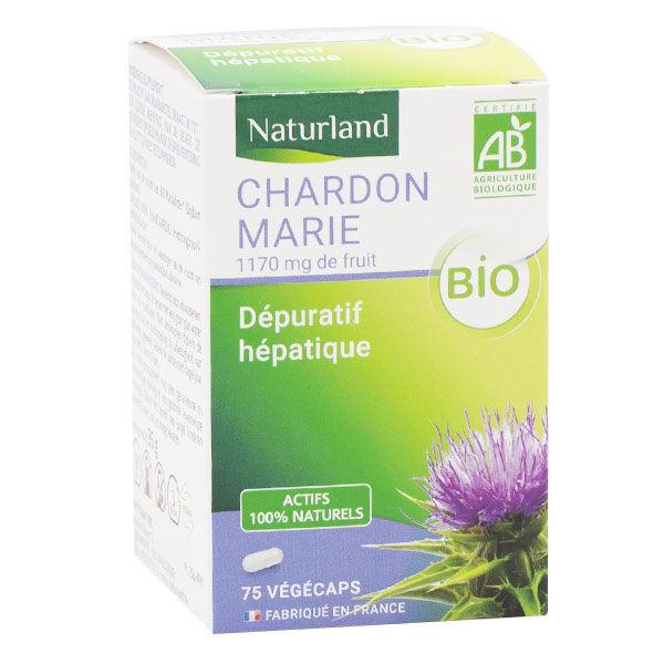 Naturland Chardon Marie Bio 75 Végécaps