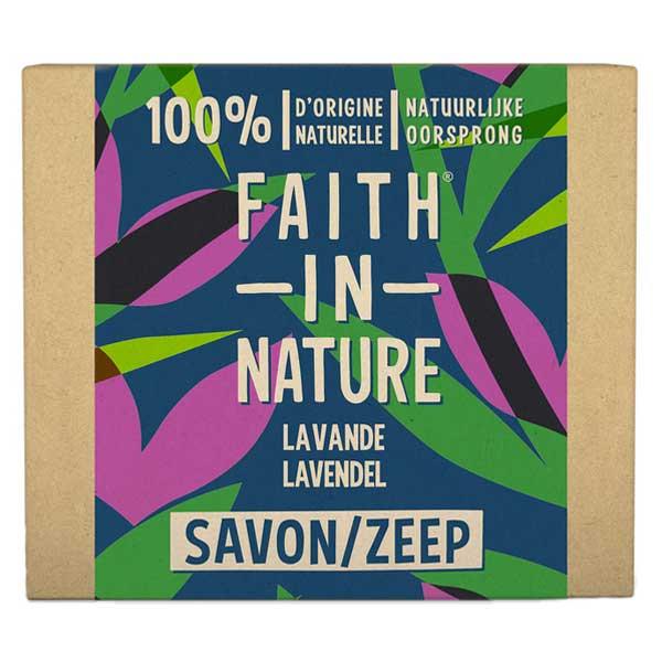 Faith In Nature Savon Solide Lavande 100g