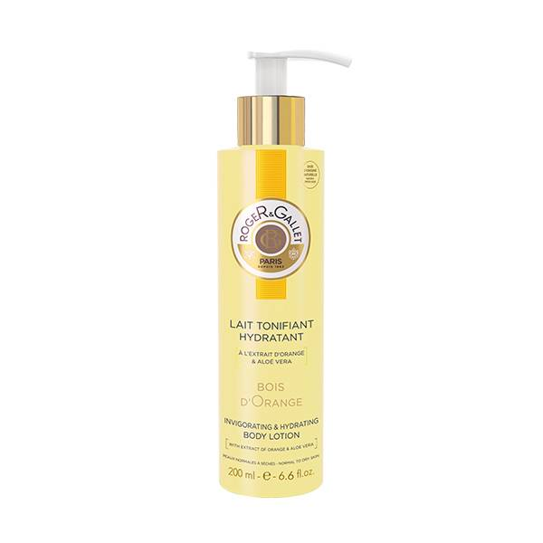 Roger & Gallet Bois d'Orange Lait Tonifiant 200ml