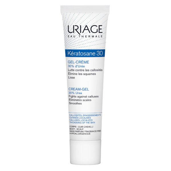 Uriage Kératosane 30 Gel-Crème 30% d'Urée 40ml