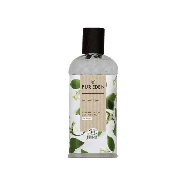 Pur Eden Eau de Cologne Bio Néroli Patchouli Orange 250ml