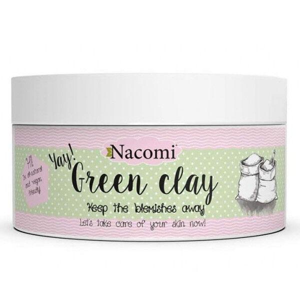 Nacomi Yay! Argile Verte 65g