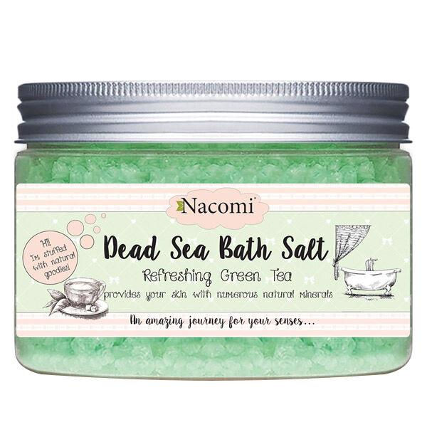 Nacomi Sels de Bain Thé Vert 450g