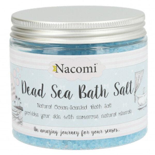 Nacomi Sel de Bain de la Mer Morte Ete en Grèce 450g