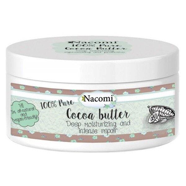 Nacomi Beurre de Cacao 100% Naturel