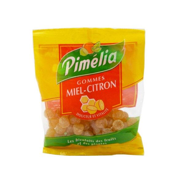 Pimélia Gommes Miel Citron 100g