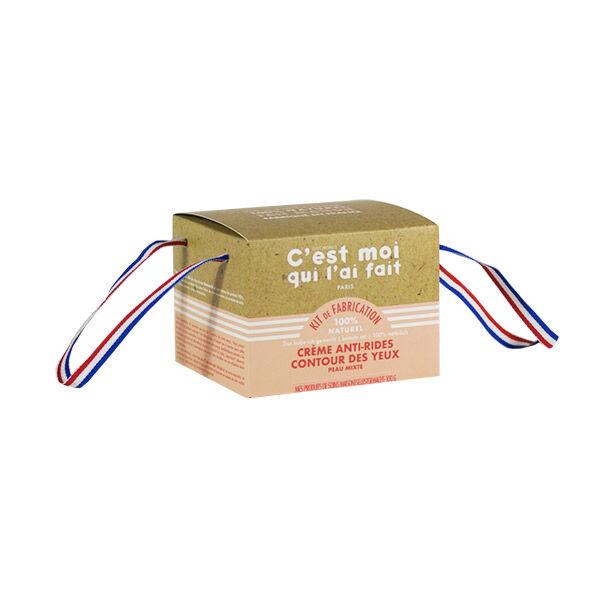 Diet World C'est Moi Qui L'ai Fait Kit Fabrication DIY Crème Anti Rides