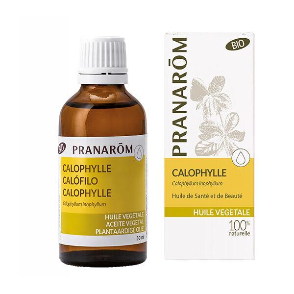 Pranarom Huile Végétale Bio Calophylle 50ml