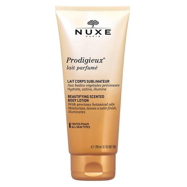 Nuxe Prodigieux Lait Parfumé Sublimateur Corps 200ml