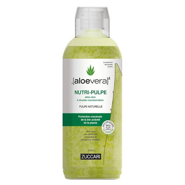 Aloevera Nutri Pulpe Bouteille 1L