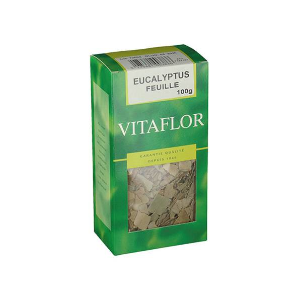Vitaflor Infusion Eucalyptus Feuille 100g