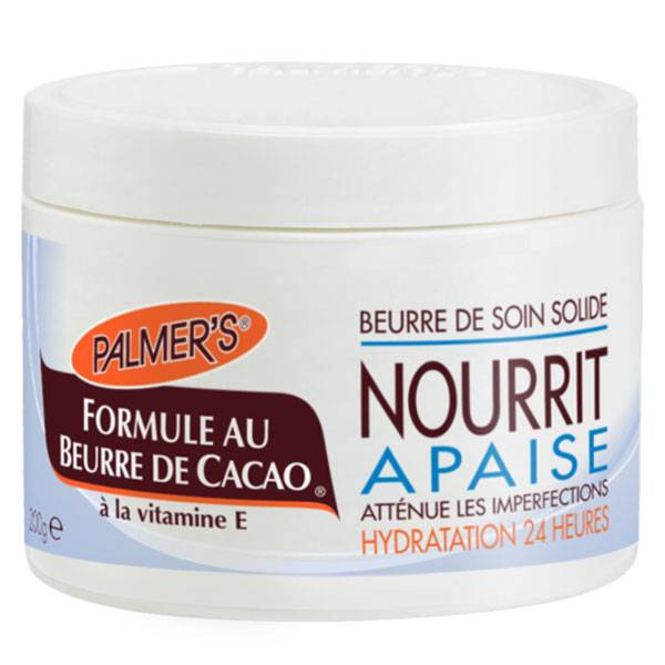 Palmer's Beurre de Cacao Beurre de Soin Solide 200g