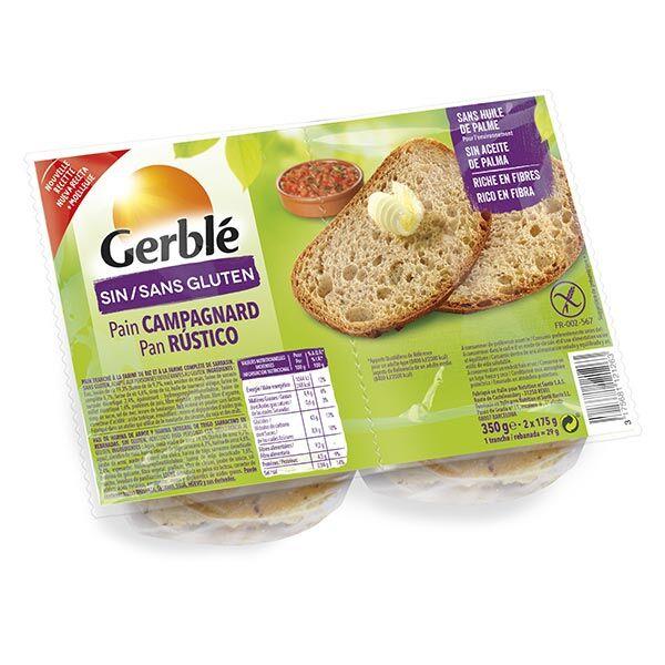 Gerblé Sans Gluten Pain Campagnard 350g