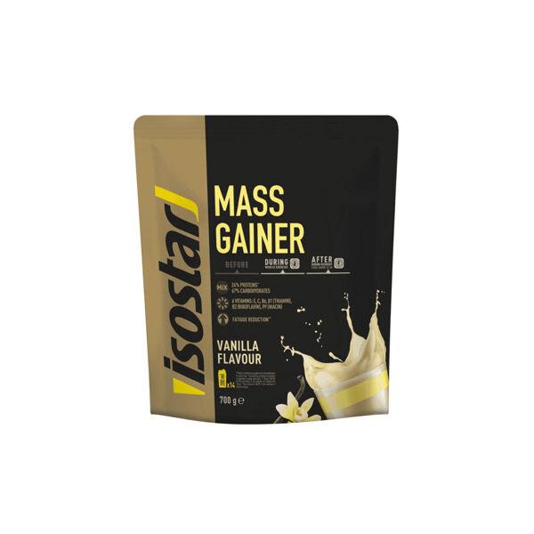 Isostar Mass Gainer Vanille 700g