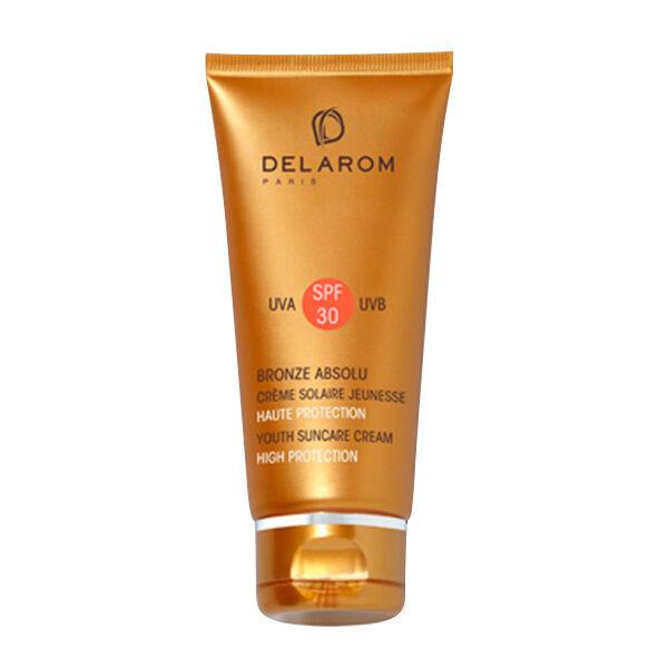 Delarom Bronze Absolu Crème Solaire Jeunesse SPF30 50ml