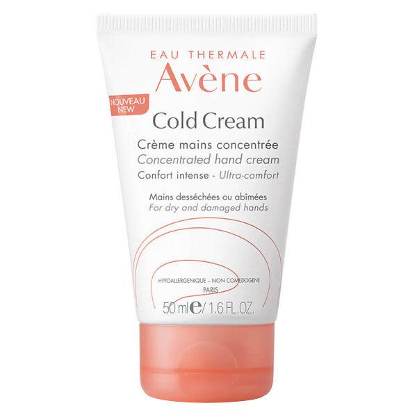 Avène Cold Cream Crème Mains Concentrée 50ml