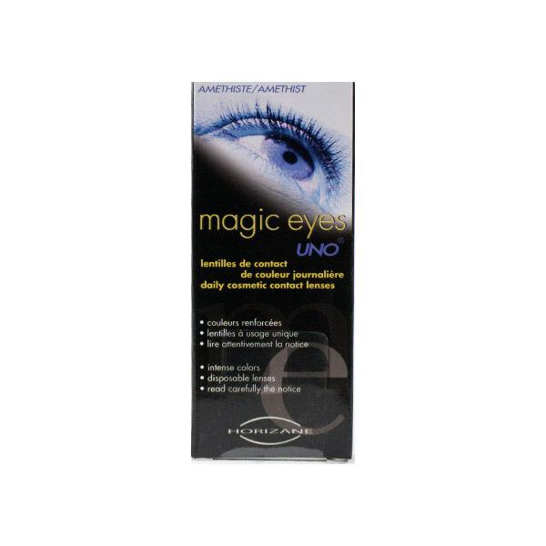 Magic Eyes Lentilles de Contact Violette 1 paire