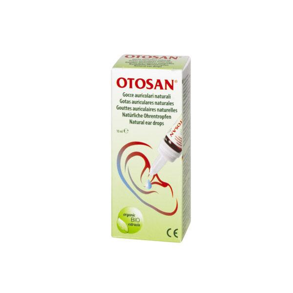 Otosan Hygiène Auriculaire Gouttes Naturelles 10ml