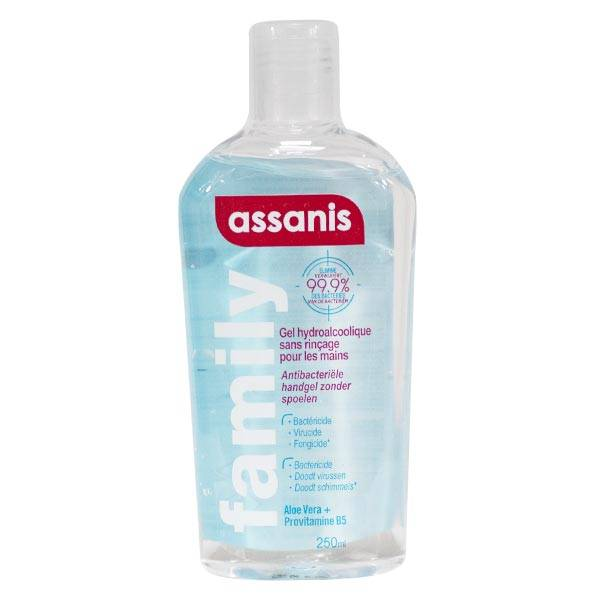 Assanis Family Gel Antibacterien 250ml