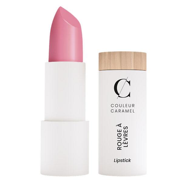 Couleur Caramel Rouge à Lèvres Satiné Bio N°221 Rose Moyen 3,5g