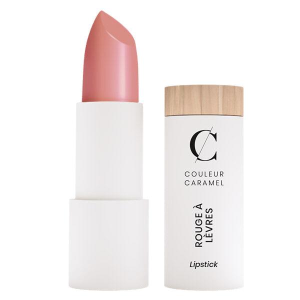 Couleur Caramel Rouge à Lèvres Satiné Bio N°255 Rose Lumière 3,5g