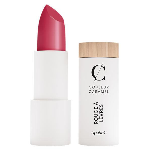 Couleur Caramel Rouge à Lèvres Satiné Bio N°262 Fuchsia 3,5g