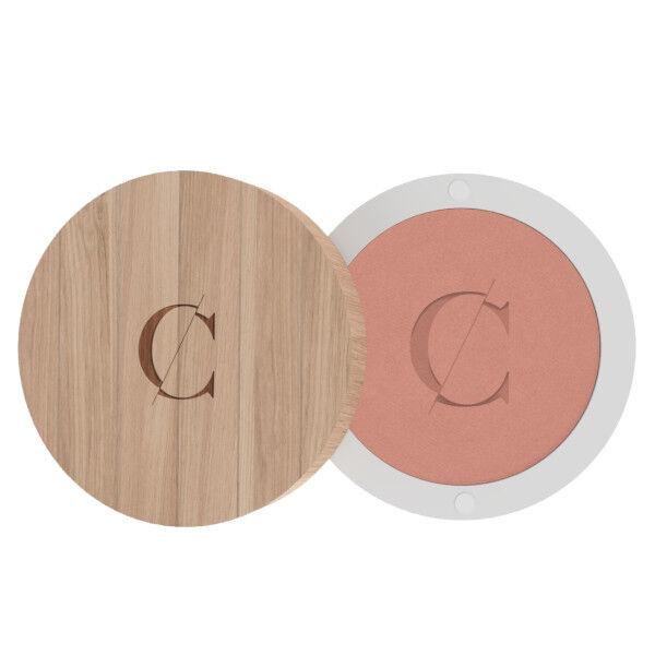 Couleur Caramel Terre Caramel Poudre Compacte Bronzante Bio N°23 Brun Beige Nacré 8,5g