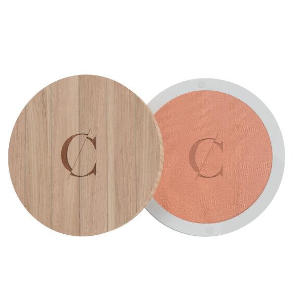 Couleur Caramel Terre Caramel Poudre Compacte Bronzante Bio N°25 Halé Mat 8,5g