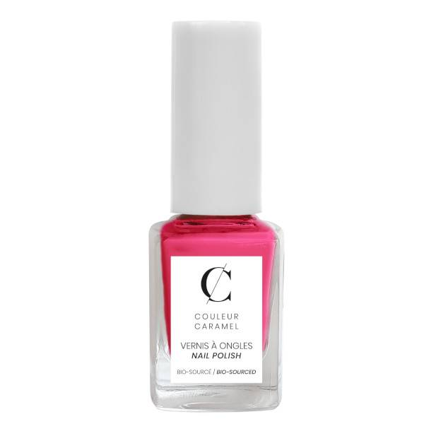 Couleur Caramel Vernis à Ongles Bio N°52 Rose Flash 11ml