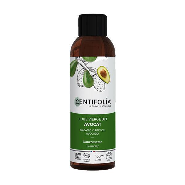 Centifolia Huiles Végétales Vierges Biologiques Avocat 100ml