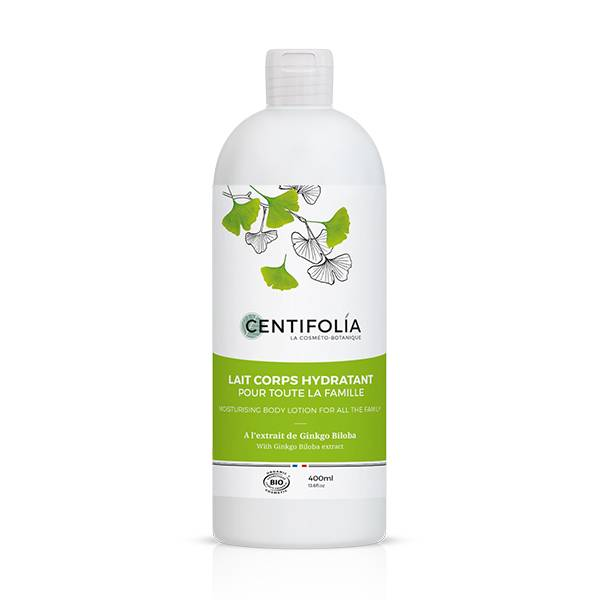 Centifolia Lait Corps Hydratant 400ml