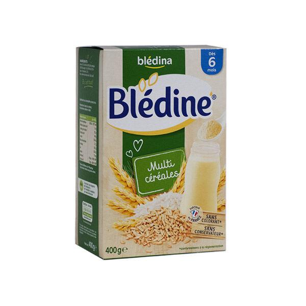 Blédina Blédine Multi Céréales +6m 400g