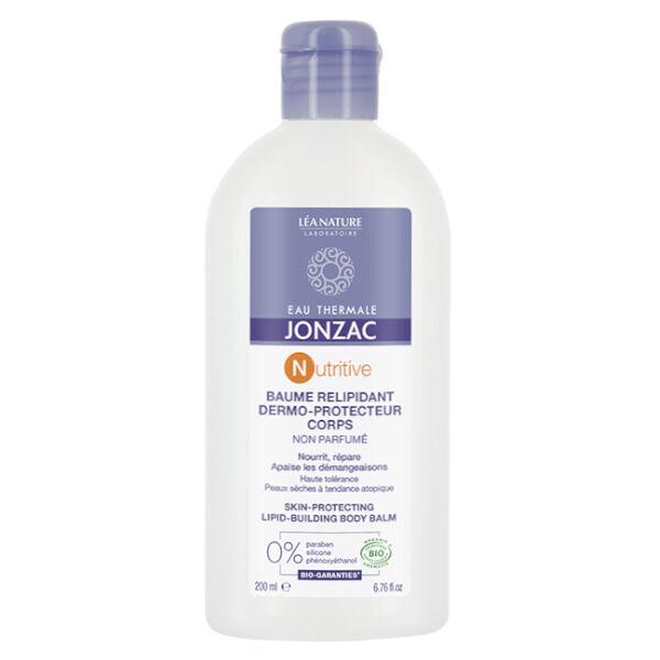 Jonzac Nutritive Crème Corps Effet Protecteur Bio 200ml