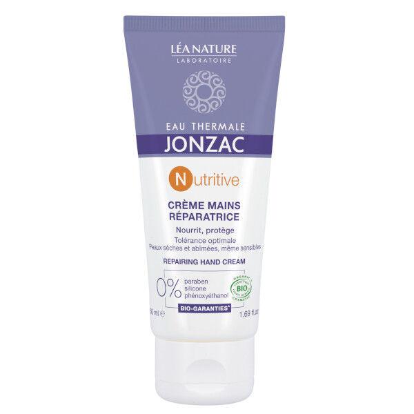 Jonzac Nutritive Crème Mains Effet Protecteur Bio 50ml