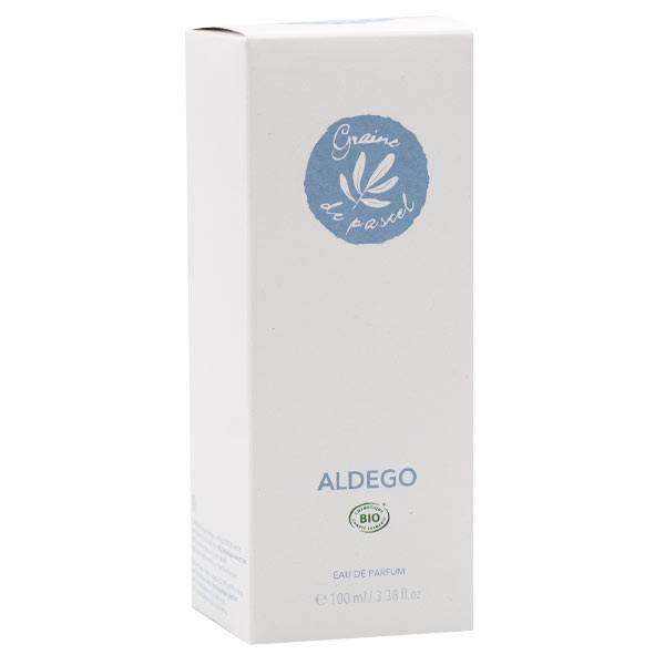Graine de Pastel Eau de Parfum Aldego Bio 100ml