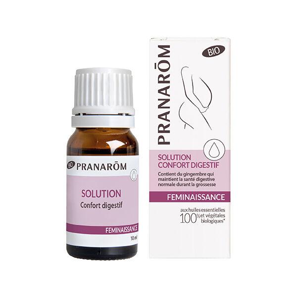 Pranarom Féminaissance Avant Accouchement Confort Digestif Bio 10ml