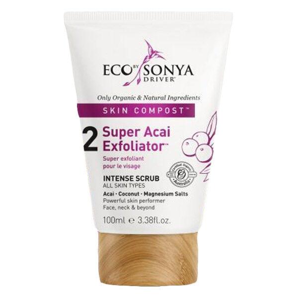 Eco By Sonya Driver Exfoliant Visage Super Acai 100ml