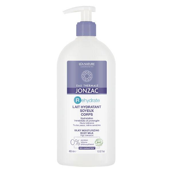 Jonzac Rehydrate Lait Corps Réhydratant Bio 400ml