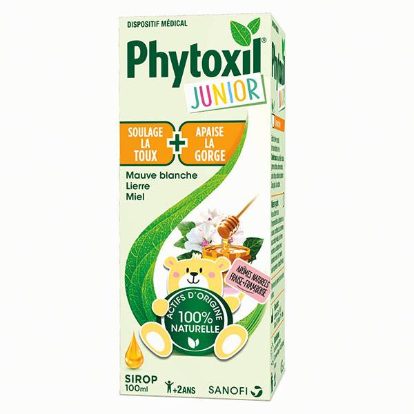 Sanofi Aventis Phytoxil Junior Sirop 100ml