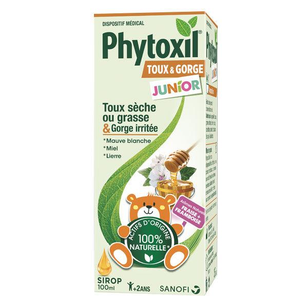 Phytoxil Junior Sirop 100ml