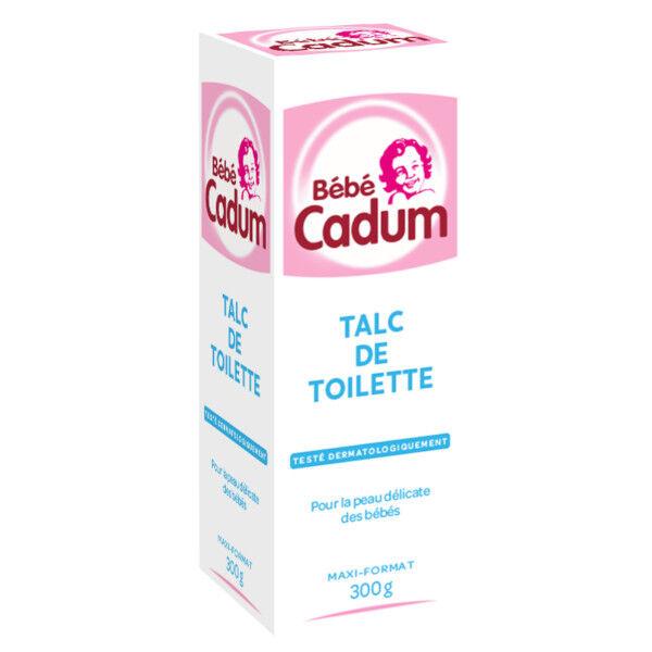 Cadum Bébé Talc 300ml